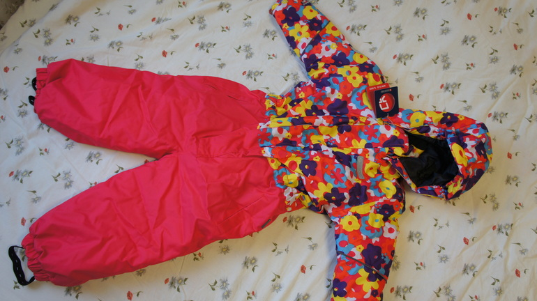 как выбрать зимнюю одежду для младенцев 8-10 месяцев