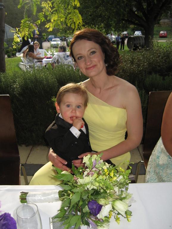Выдали замуж мою сестру :)