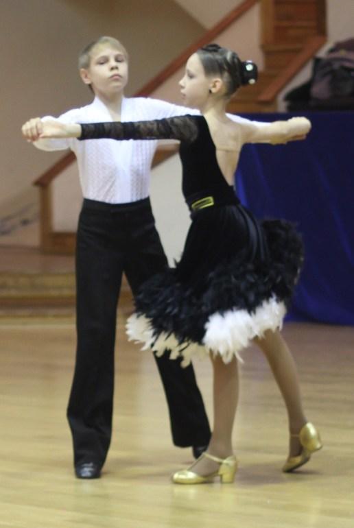 Наши танцы!