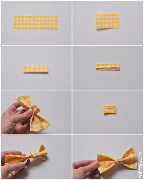 Как сделать галстук своими руками фото инструкция 75