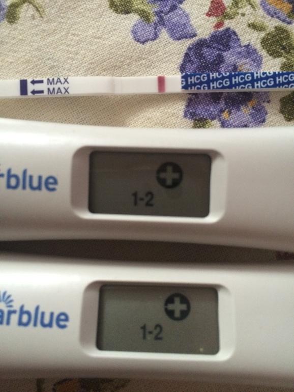 Может ли ошибаться тест на беременность клиаблу