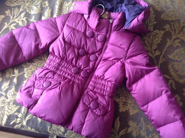 куртка  GEOX-4года-1500т(зима)-МСК
