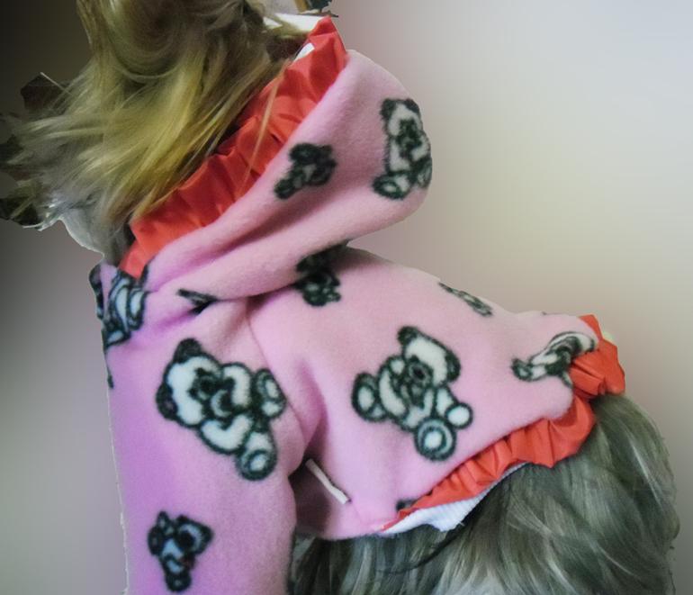 изготовление одежды для собачек