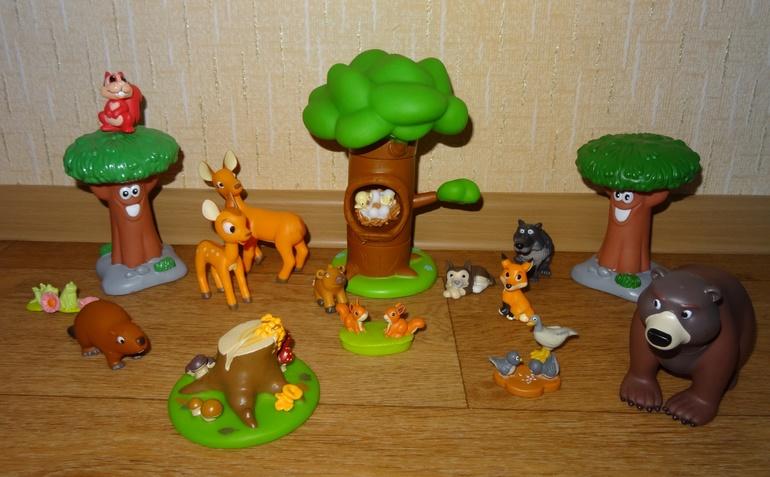 Где  купить  в  Комсомольске?  Журнал  животные  леса.