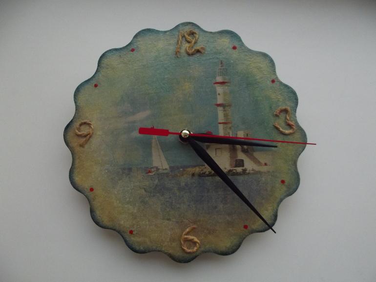 Часы как у дали своими руками 478