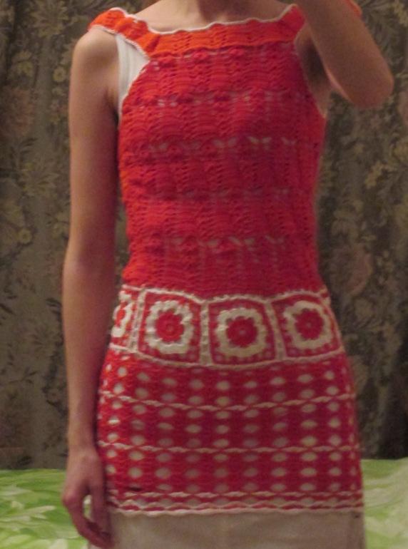 То ли туника, то ли платье