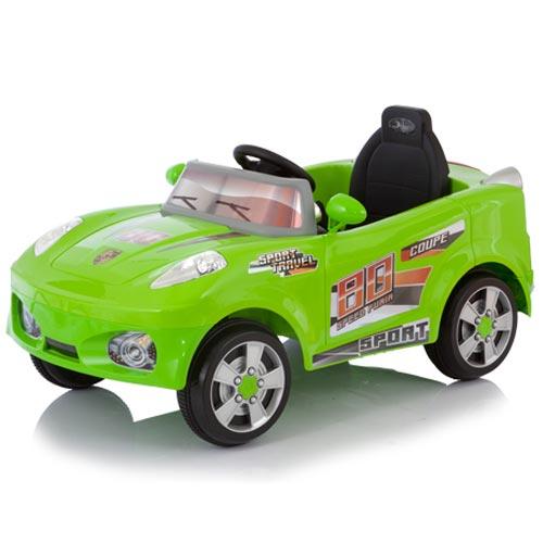 Продам электромобиль Jetem Coupe с пультом радиоуправл. 4500р