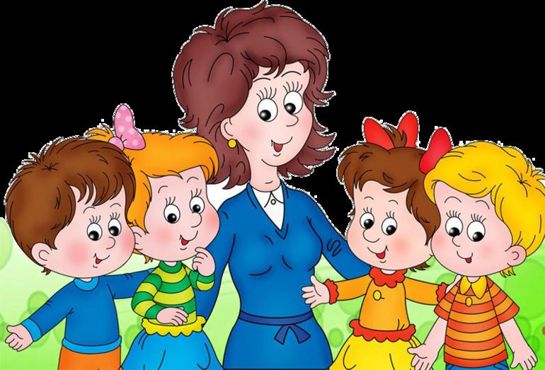 знакомства воспитателя с детьми в первый рабочий день