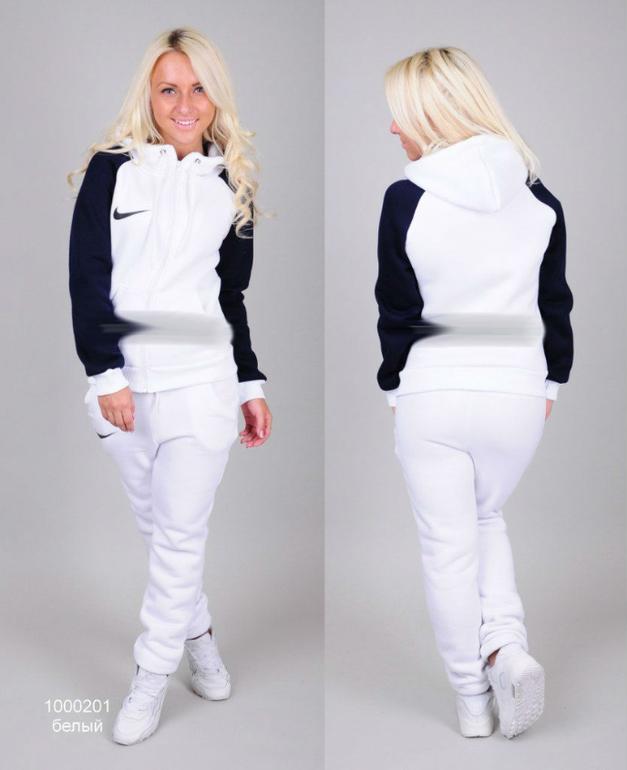 Купить Белый Спортивный Костюм Женский В Интернет Магазине