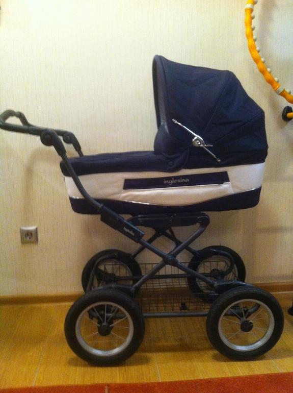 Продам коляску - люльку Ingiesina Vittoria