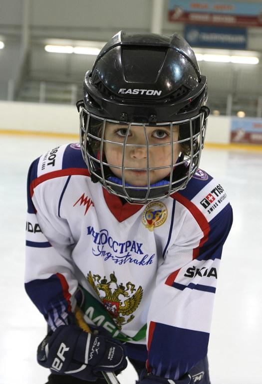 Мои хоккеисты