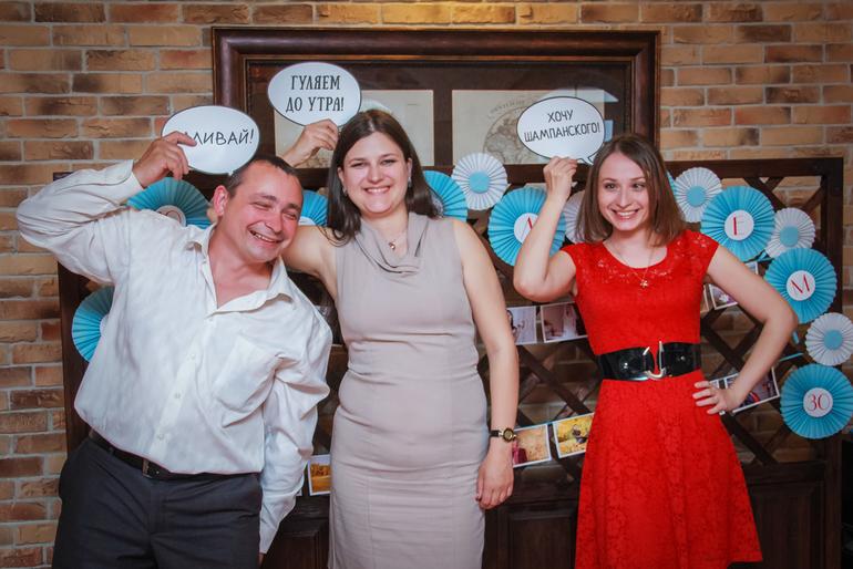 Рождение на шуточное с гостями знакомство день