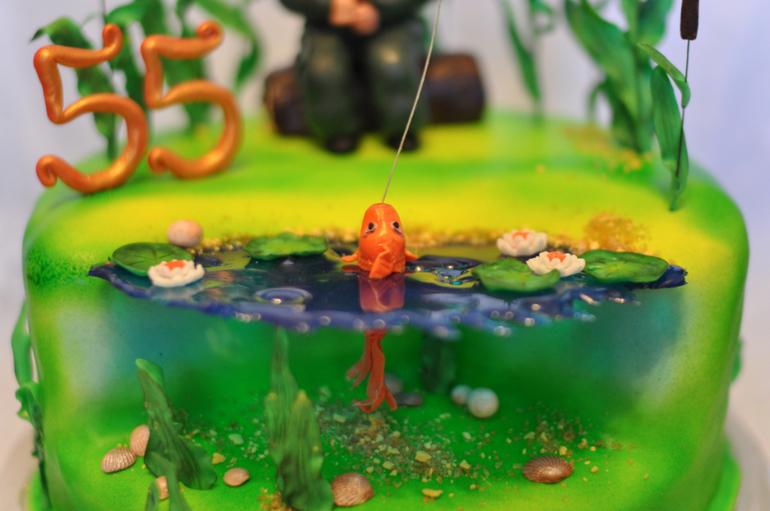 Заядлому рыболову в подарок 74