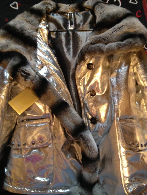куртка кожаная 35000