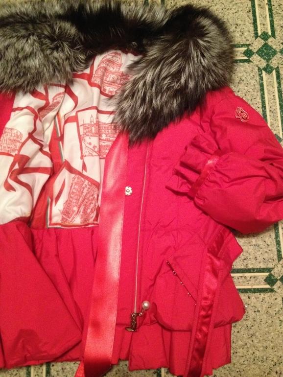 куртка новая из Италии,стояла 35000,отдам за 20000,размер s-m