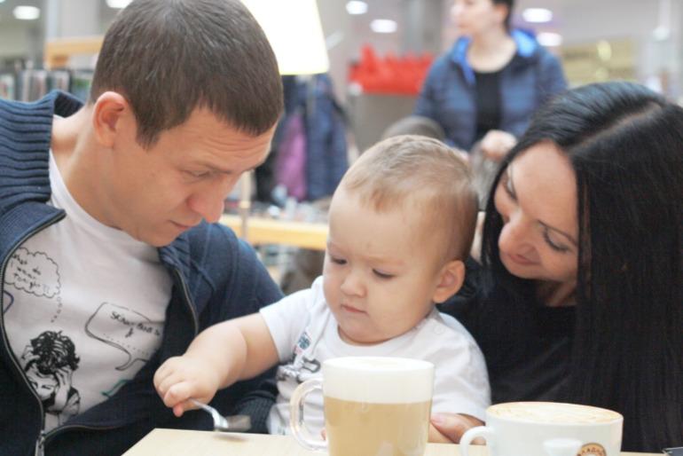 Наше семейство..из последних)))