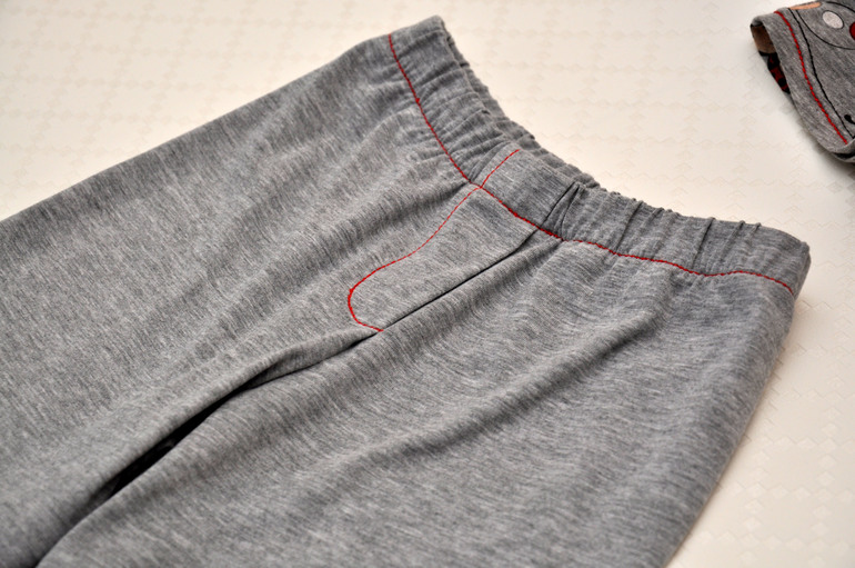 Выкройки пижам из трикотажа