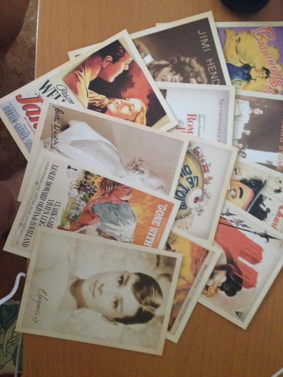 Новые открытки из Китайского магазинчика