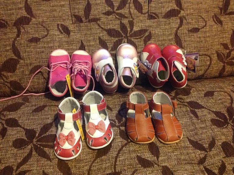 Мое  питерское  открытие-  обувь