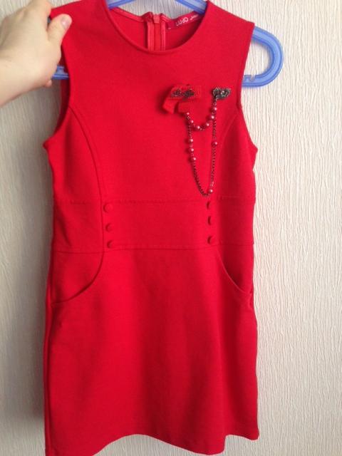 Платья  на  девочку  Lily  pulitzer,      LIU  JO  платье    3-5  лет    1000р