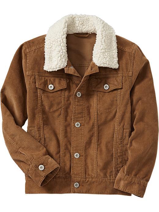 Новая вельветовая куртка OldNavy для подростка, детский XXL