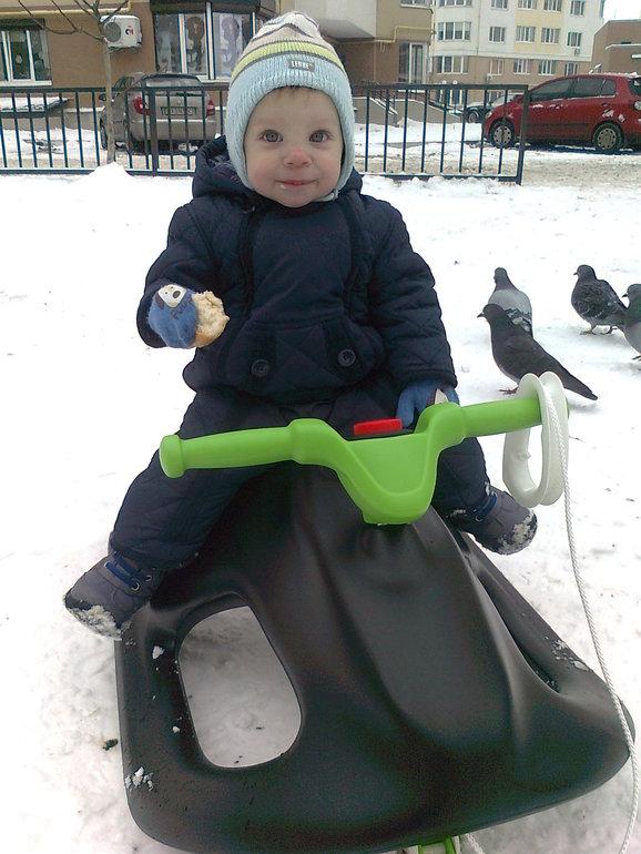 Зима Ура!:)