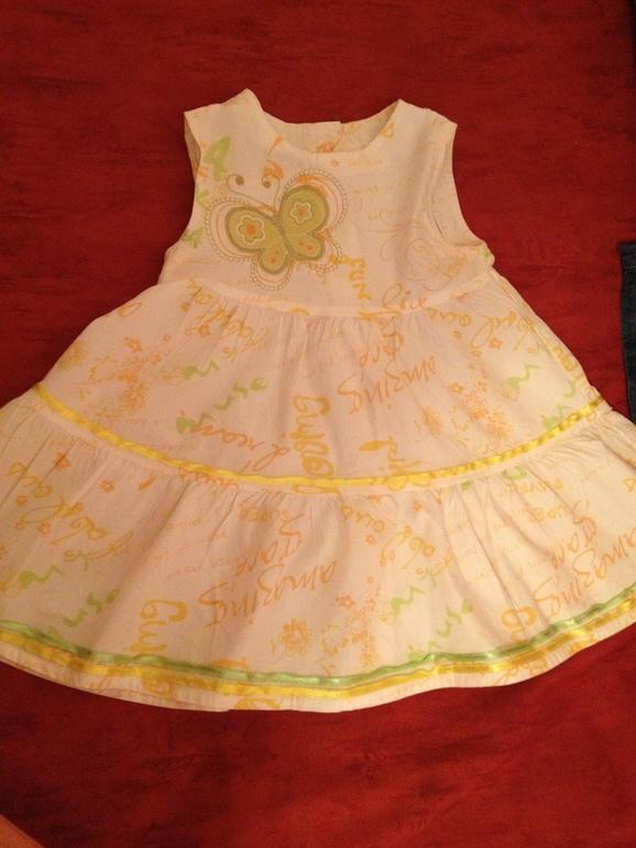 Продам вещи для маленькой принцессы 1-2 года
