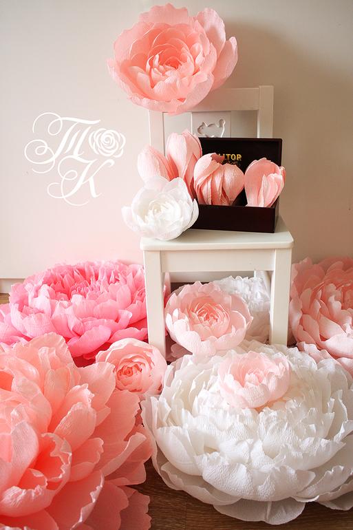 Оформление свадьбы цветы