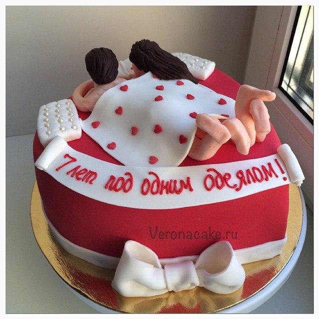 Простой торт на годовщину свадьбы своими руками 97