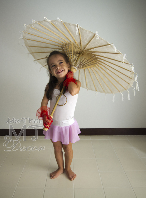 У нас новый зонтик :)