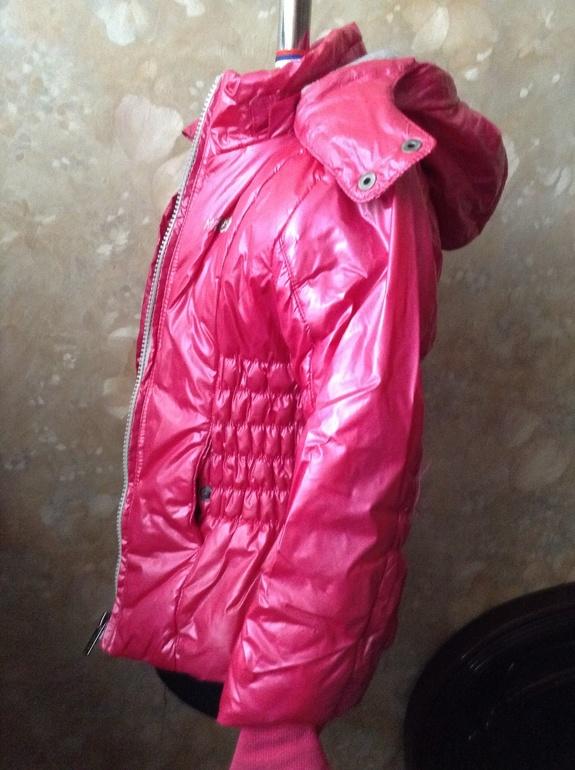 Фирменные  курточки  ,  комбезики  для  девочки  на  рост  98-116.  недорого