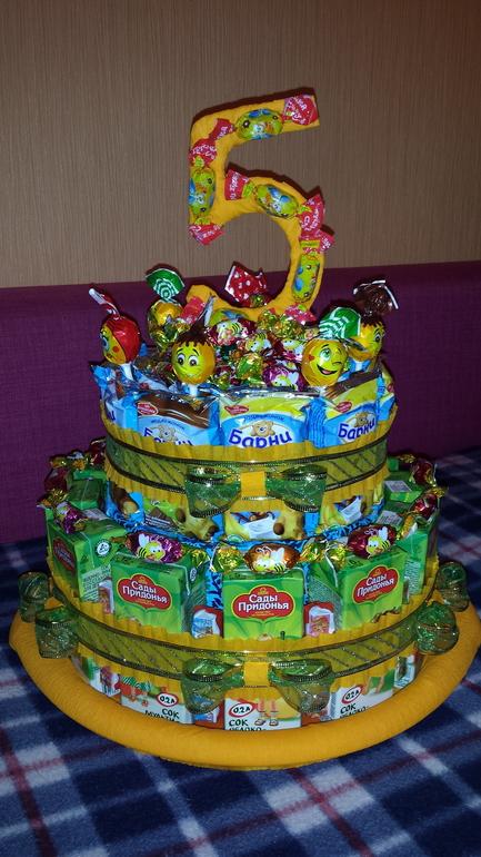 Торт 22