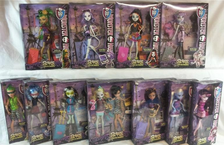 Распродажа кукол Монстр Хай