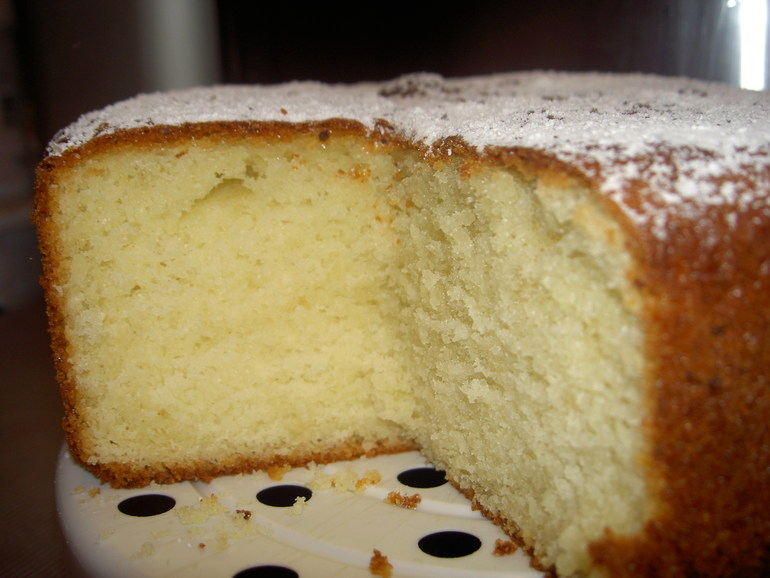 Рецепт кекс