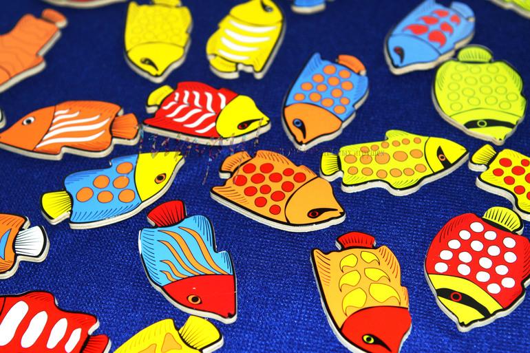 Тропические рыбки Hape