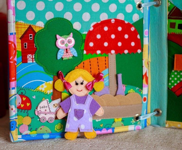 Домик книжка для куклы ютуб