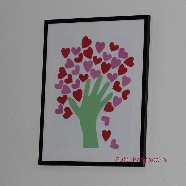 Подарок для бабушки своими руками сердце