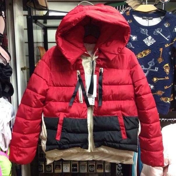 Короткая Куртка Парка Купить