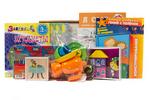 РОЗЫГРЫШ  подарочных  наборов  развивающих  игрушек