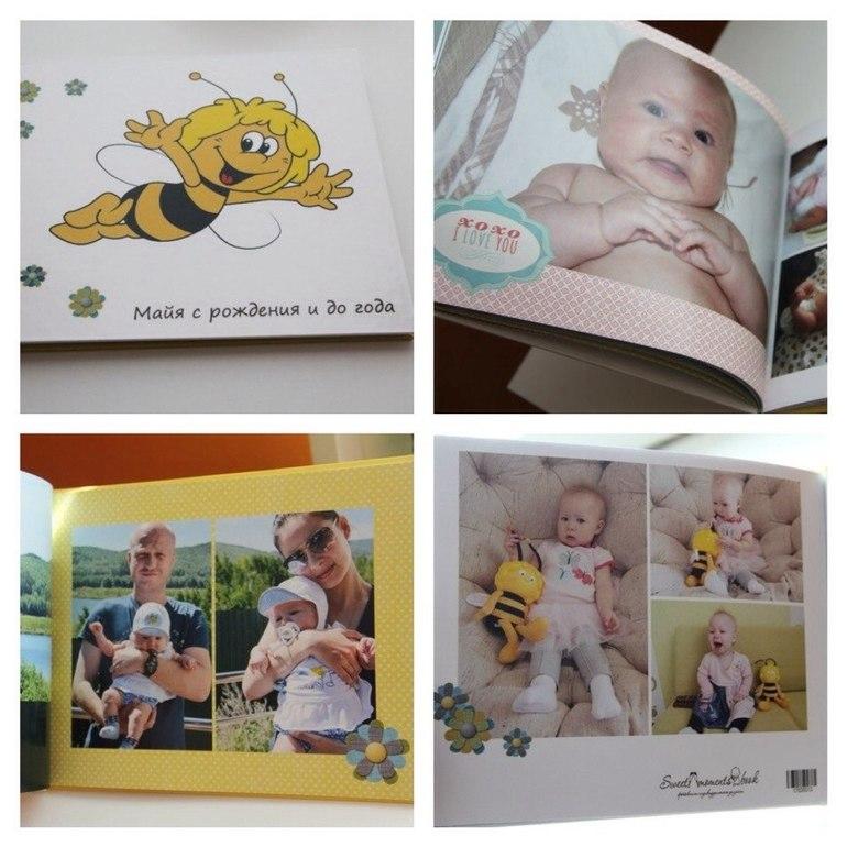 Фотокниги Sweetmomentsbook