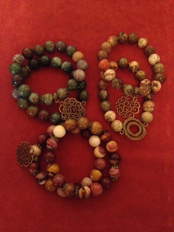 Изготовление украшений из натуральных камней