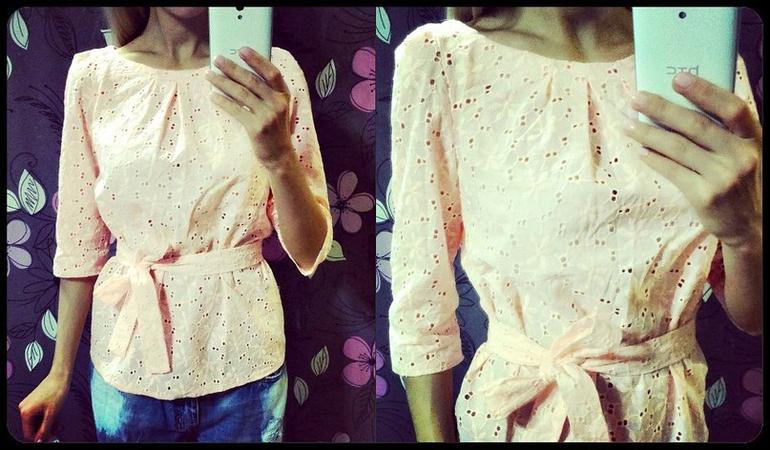 Женские блузки летние доставка