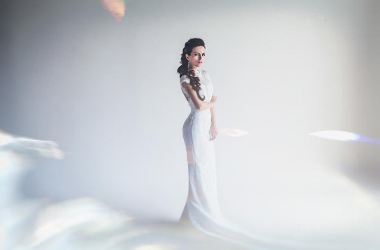 немного свадебного :)