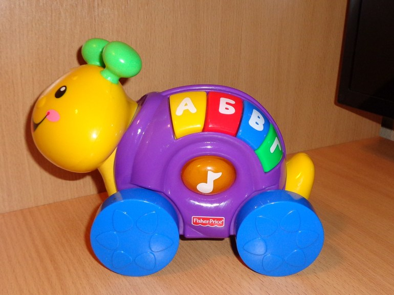 Улитка Fisher-Price