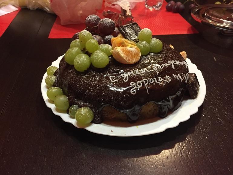 Ковбойский торт фото 6