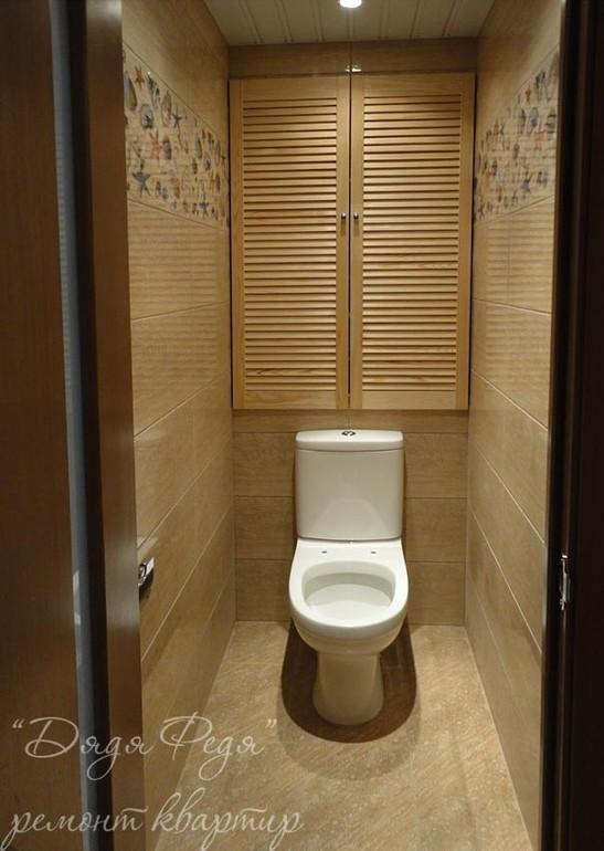 Дверь для шкафа в туалете