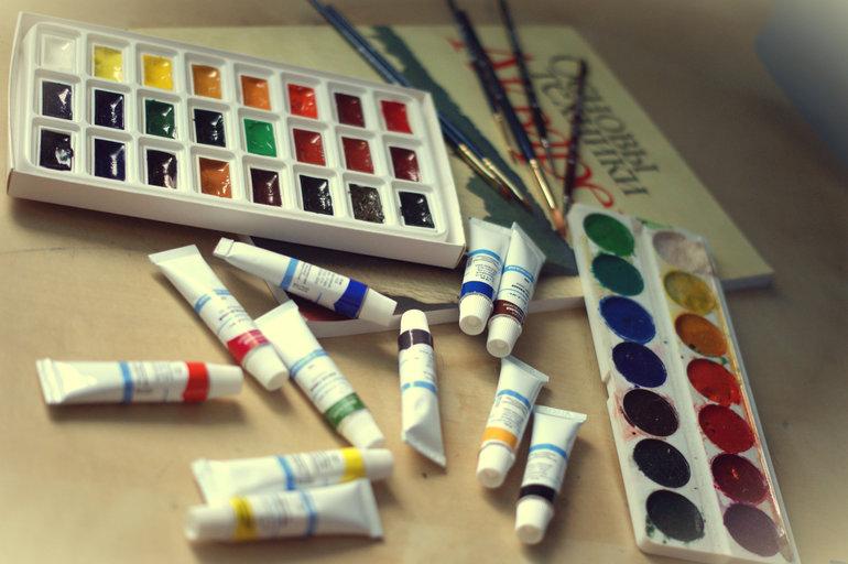 Начинаем рисовать