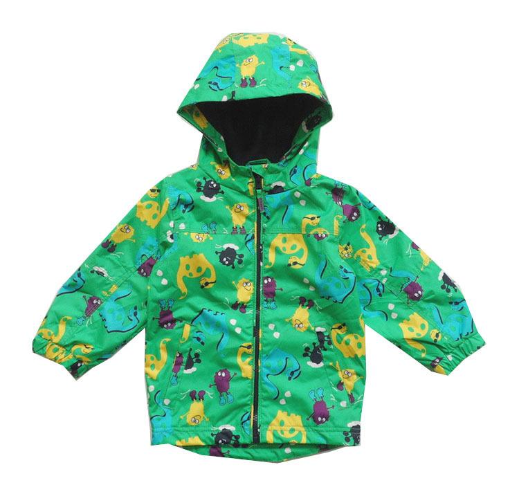 Курточки для мальчишек на флисе Topolino - 600 руб