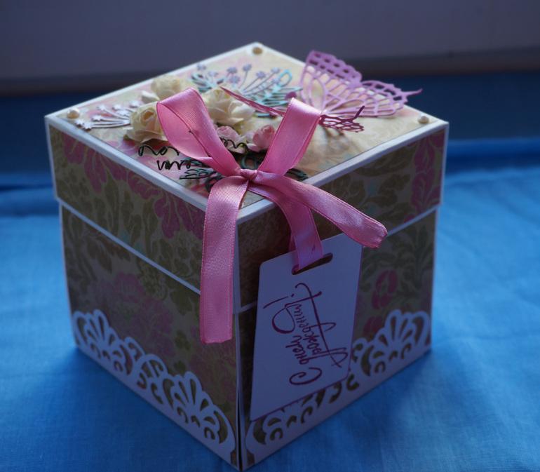 Подарки на день рожденья с пожеланиями 33