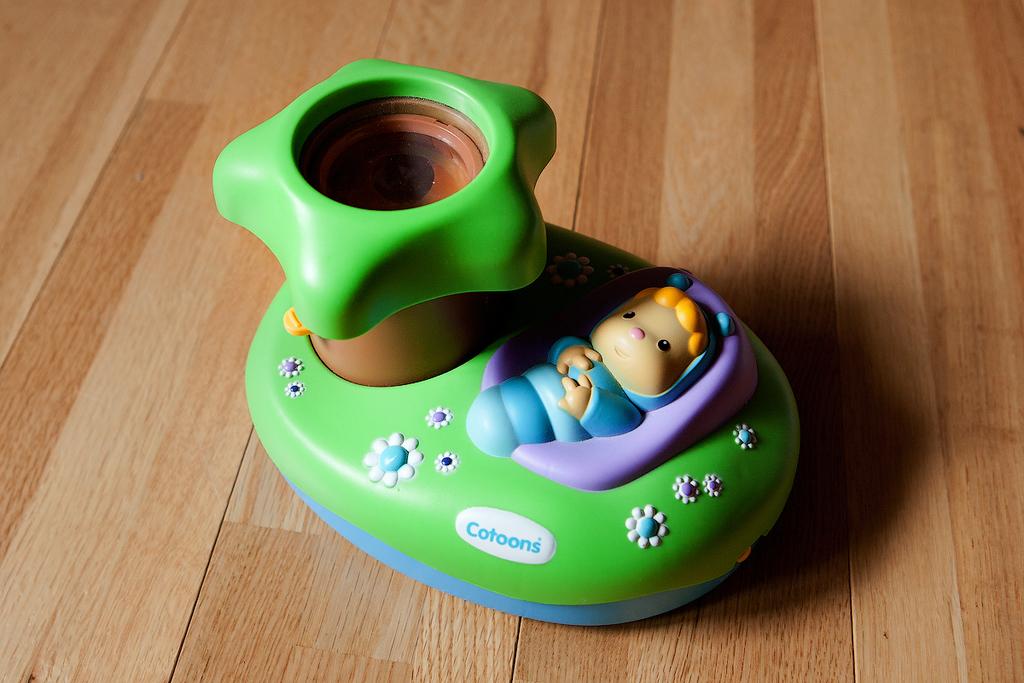 Ночник детский Smoby (музыкальный проектор)